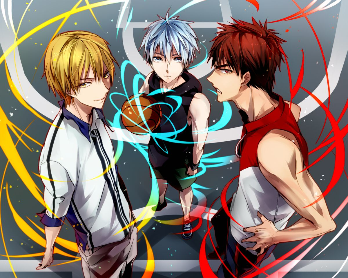 My Friends My Soul Kuroko No Basket Wal 黒子のバスケ 壁紙