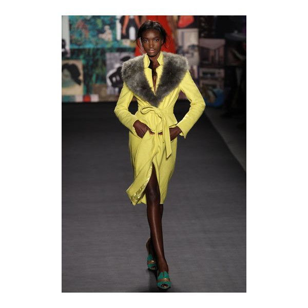 Tracy Reese Fall 2012 RTW ❤ liked on Polyvore