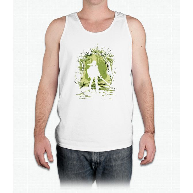 It's dangerous to go alone - Mens Tank Top