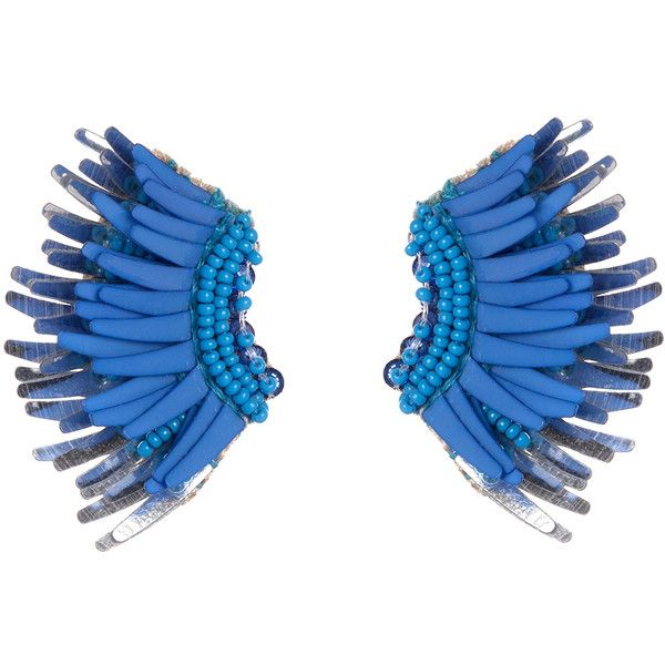 Mignonne Gavigan wings earrings - Blue nYaKqb