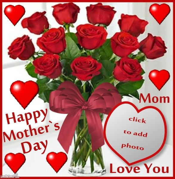 Gif Happy Mothers Day Mothers Day Frames Pinterest Happy