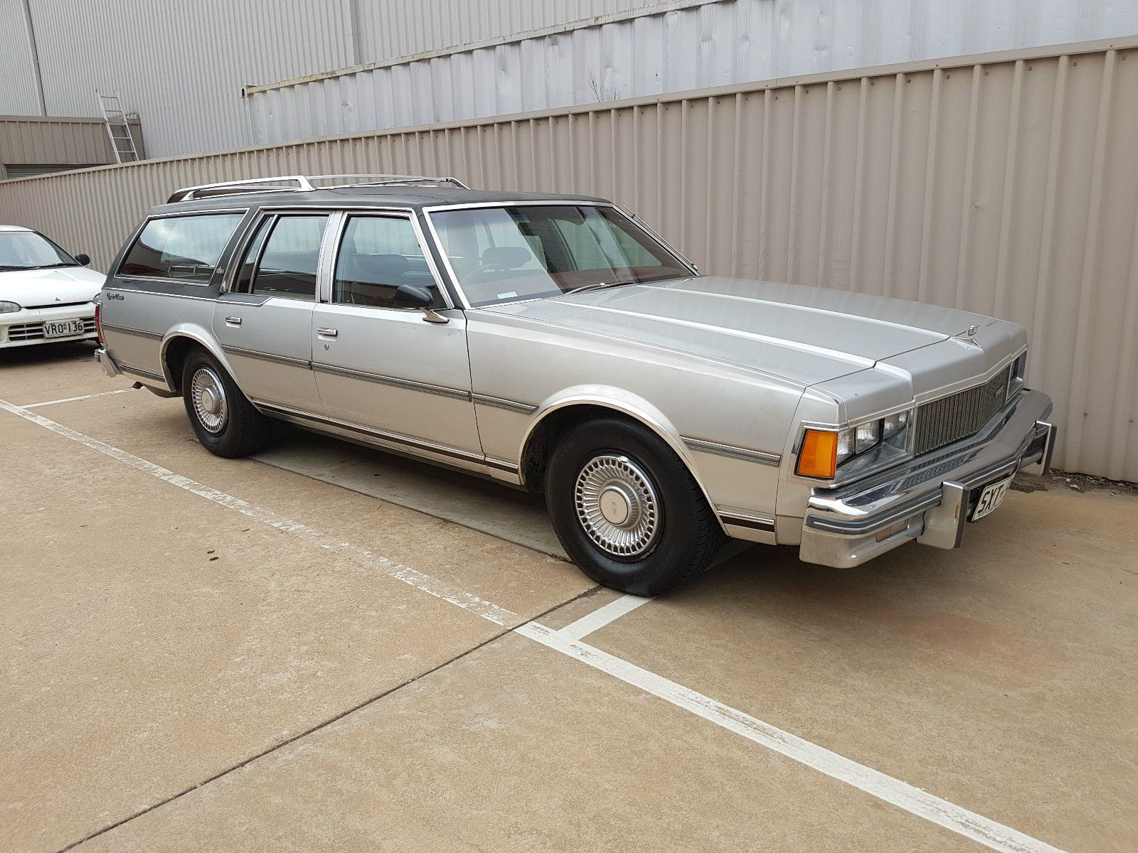 Chevrolet Caprice Station wagon1978 RHD in Australia from new as a