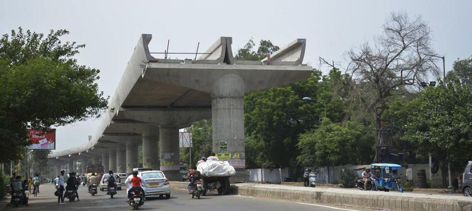 Ghaziabad Metro Update: Uttar Pradesh State Industrial Development Corporation Releases Rs 5 crore For Metro Rail Project in Ghaziabad #RailAnalysis #News #Metro