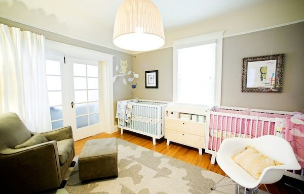 How To Decorate Your Babyu0027s Gender Neutral Nursery Design Inspirations