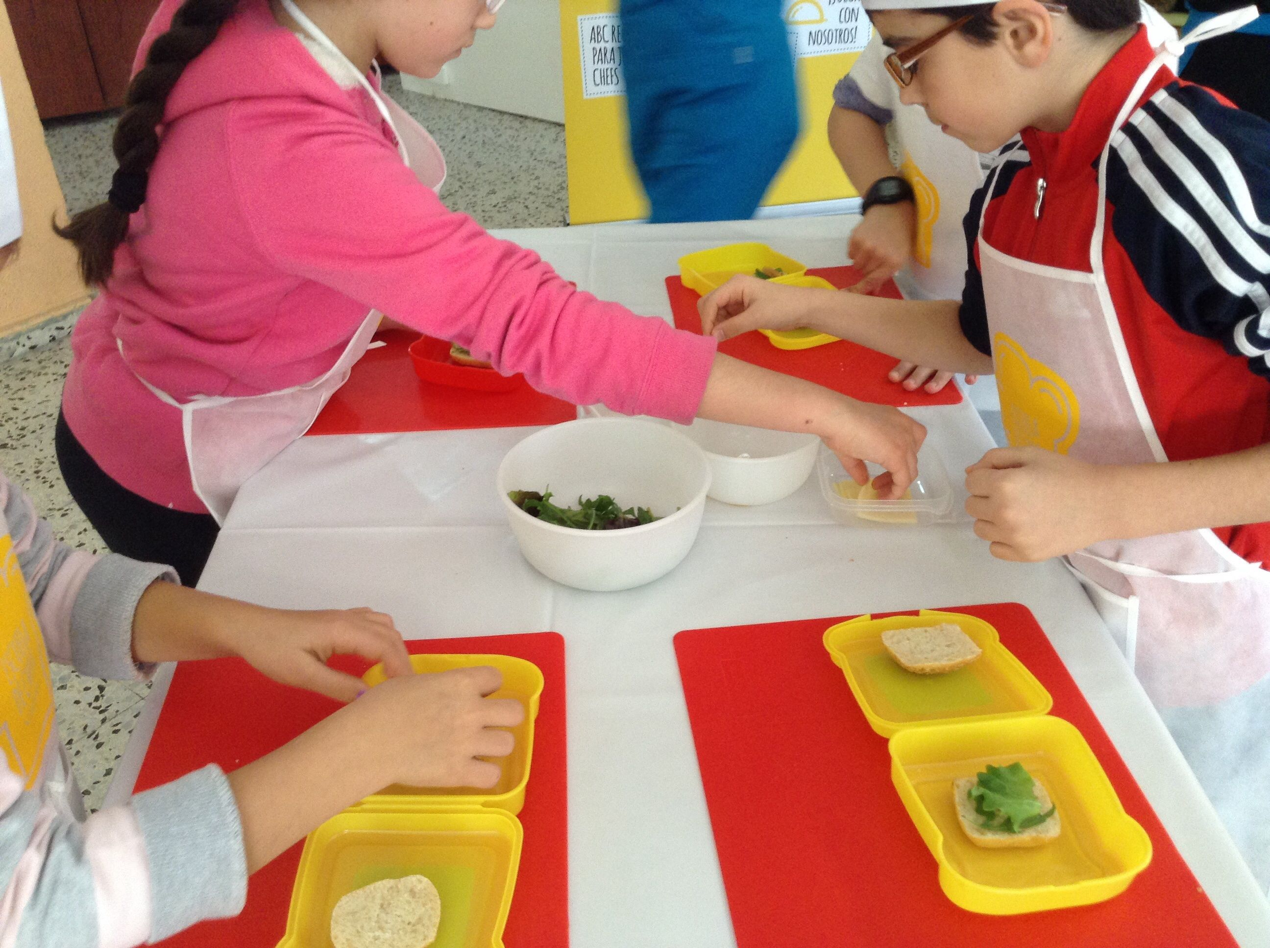 Learning Cooking With For Kids Image By Christy Assid