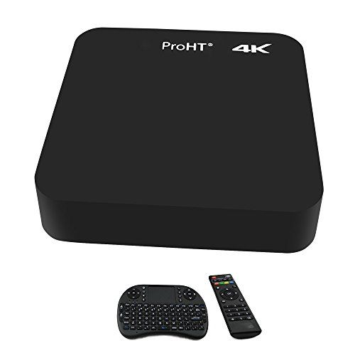 ProHT 4K Smart Android Quad Core TV Box 88159A with 24GHz Wifi 40