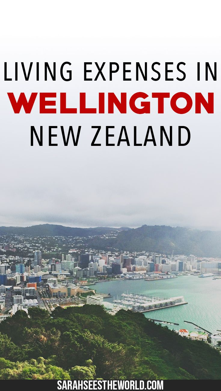 The Cost Of Living In Wellington New Zealand New Zealand Travel