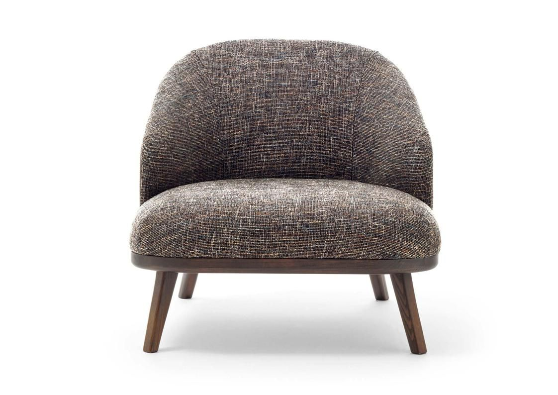 This Elegant Armchair In The Dual Front Back Coloured Version Has An  Impressive Base In Good Ideas