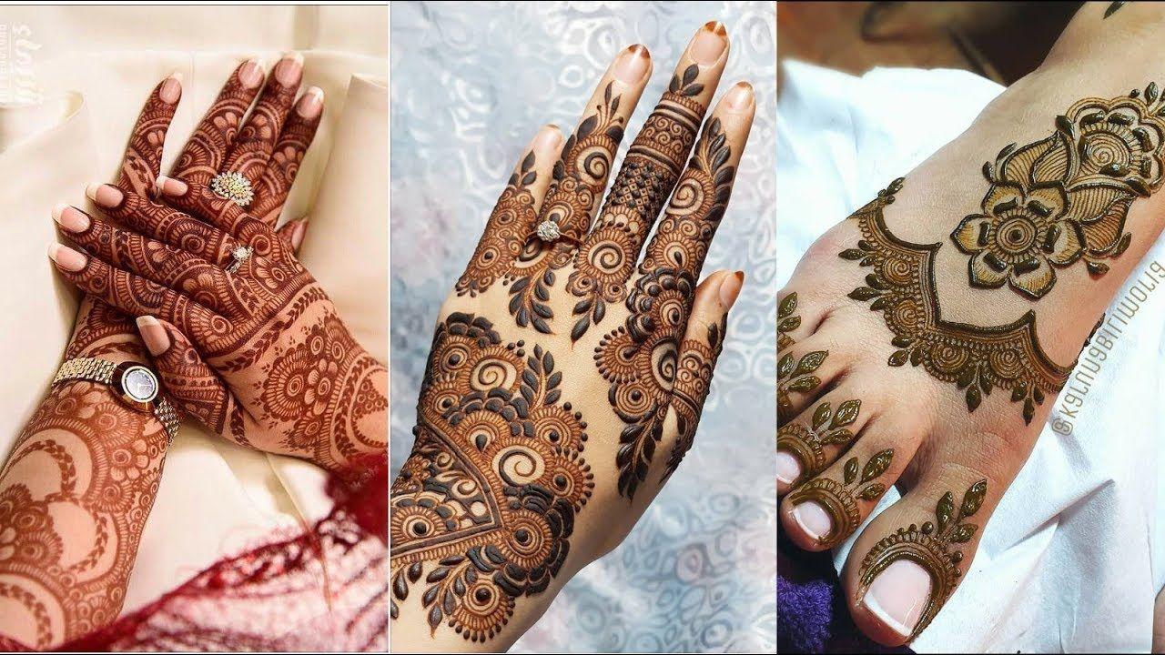 beautiful DIY Dubai mehndi designs/Top Henna designs