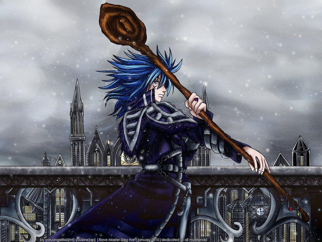 Sieg Hart Rave Master/Fairy Tail