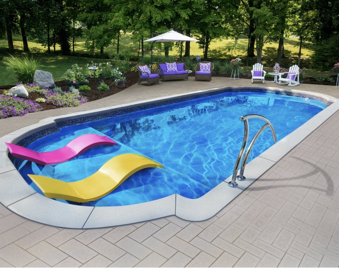 Pin By Shawn Herr On Homeland Ideas Small Inground Pool