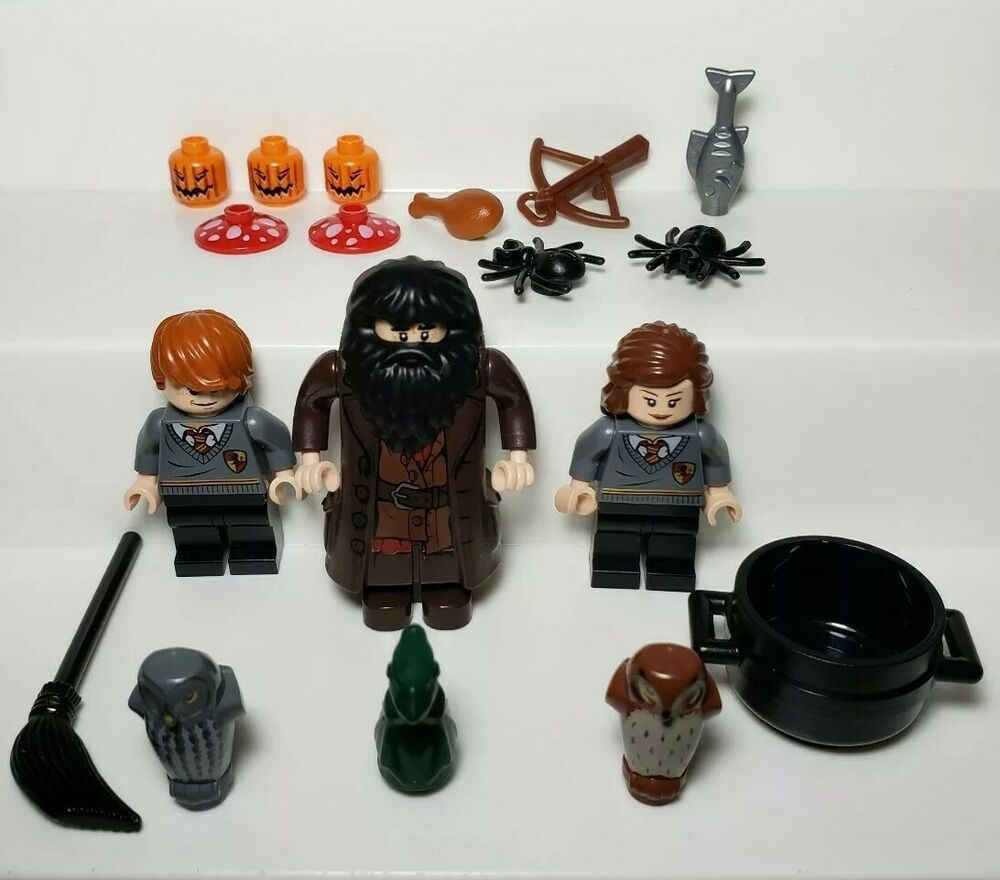 Magic Wand Utensil Minifig PICK YOUR COLOR !! LEGO Fantasy Era