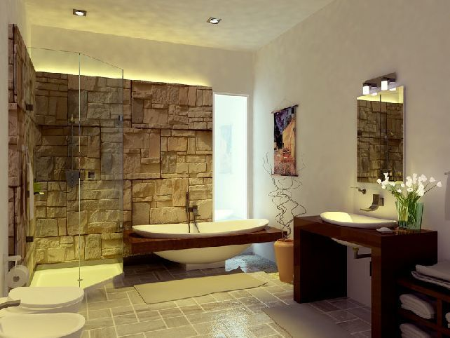 Interior Spa Bathrooms 15 marvelous spa bathrooms that offer real enjoyment enjoyment