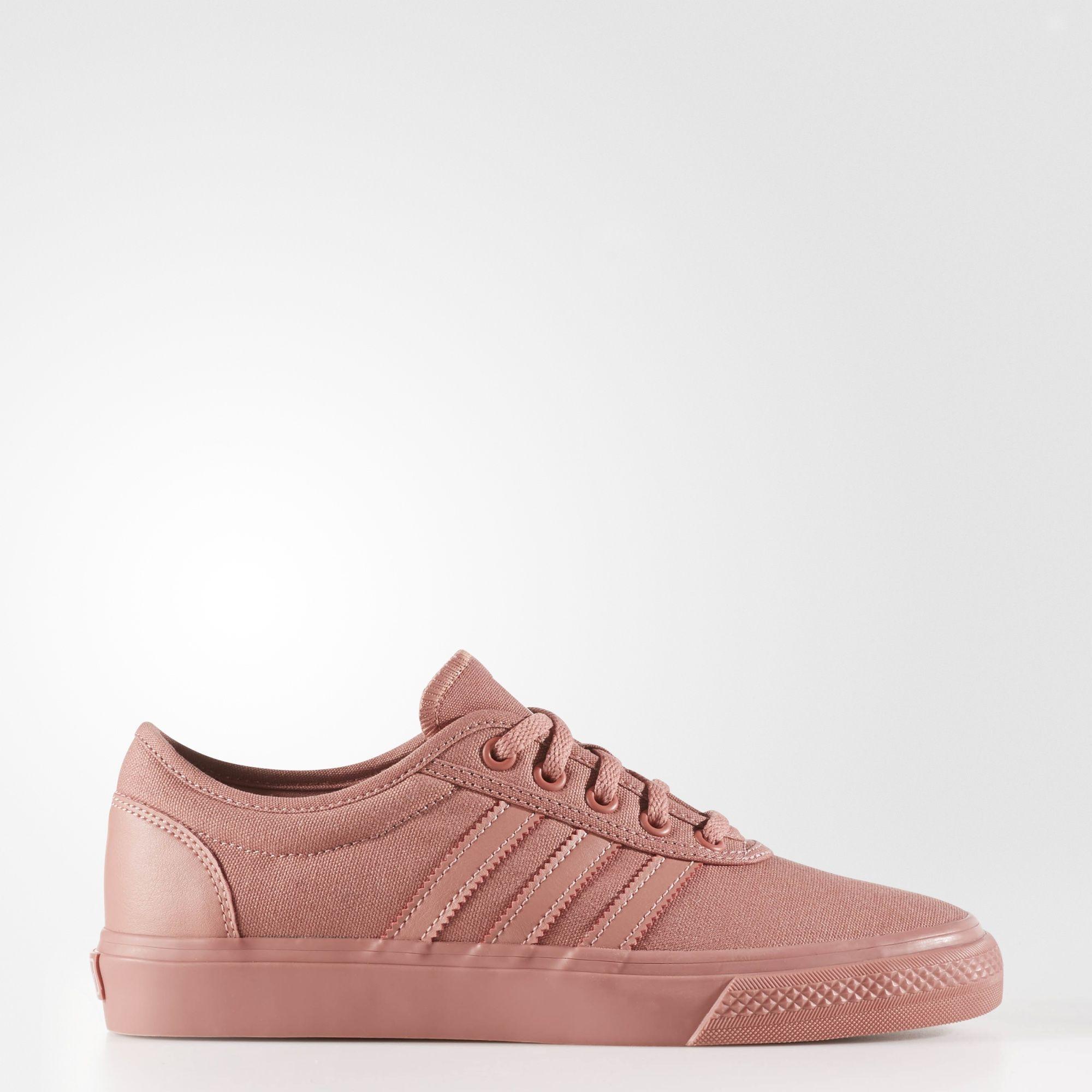 zapatillas lona adidas mujer