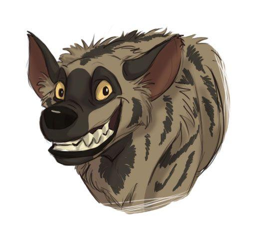 463e0743f Striped Hyena Lion Kingized by louli9559 on DeviantArt | Hyenas ...