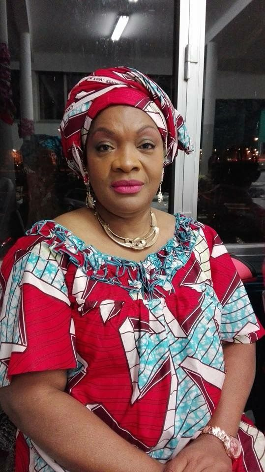 FROM DRC wax tendance en 2019 African dress, Fashion