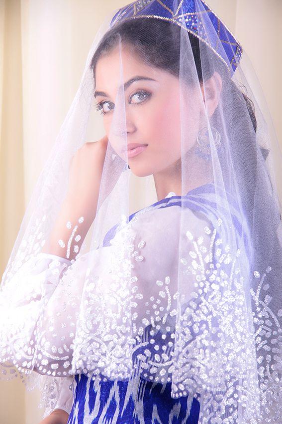 олицетворяли собой фото узбекских невест длинную