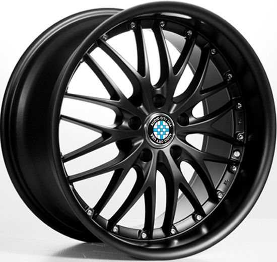 20 inch r505 all black wheels rims for mercedes benz 5 for Mercedes benz 20 inch wheels