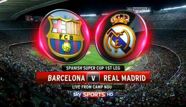 Barcelona V Real Madrid Goals Highlights Full Match Real