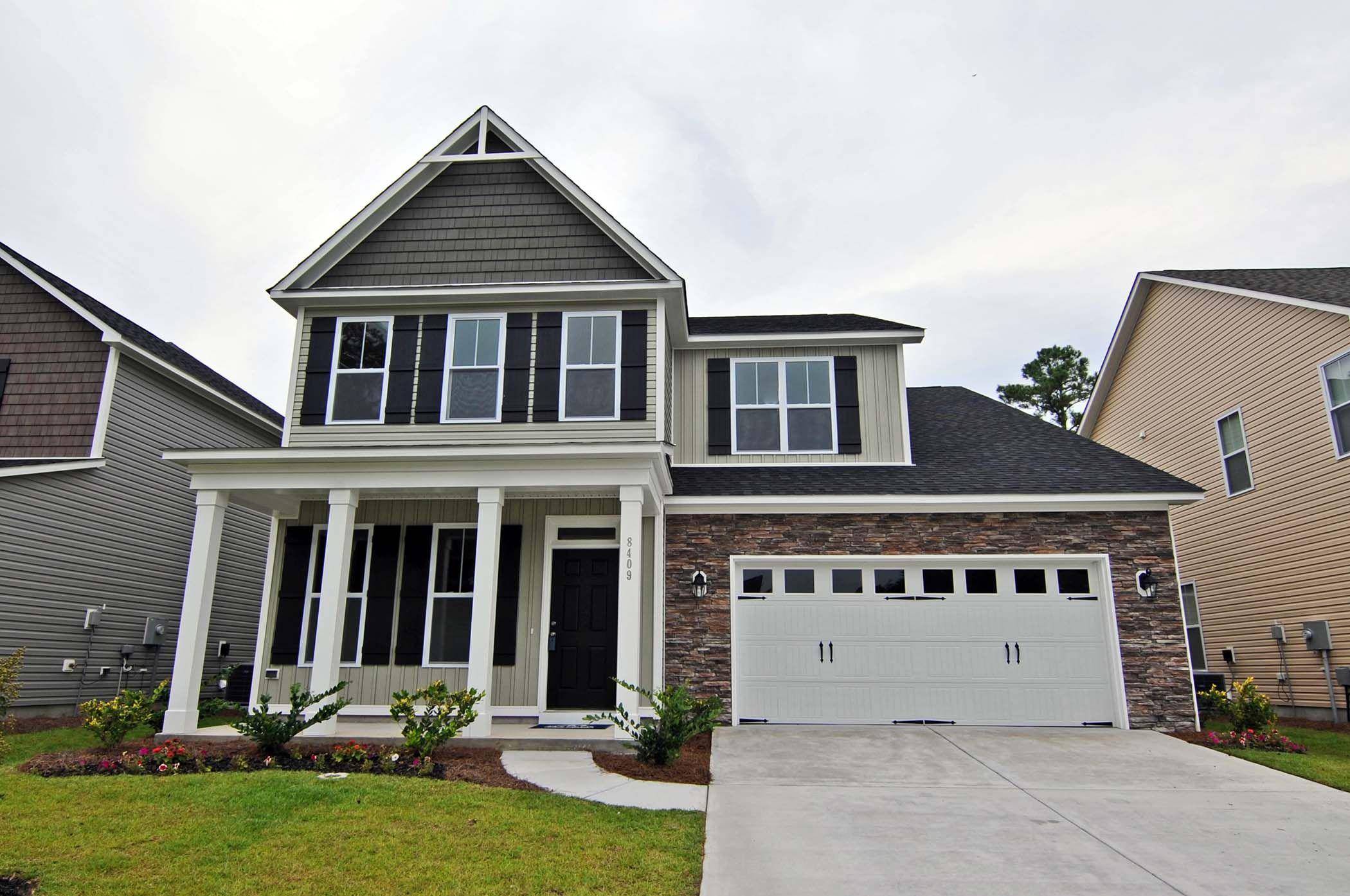 8409 Rosemary Lane $270,560 Jordan Floor Plan 3,090 sq ft  6 beds, 3.5 baths Move In Ready