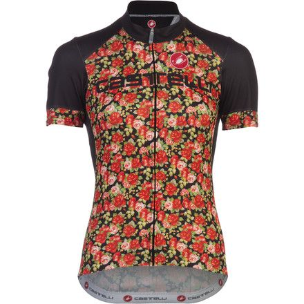 CastelliFloral Team Jersey - Women s Road Bike Jerseys 6d7a8695c