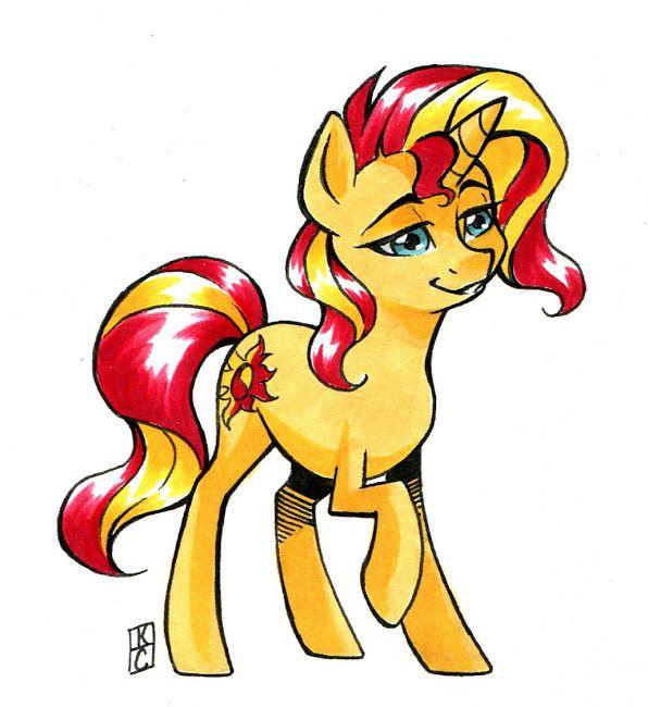 Equestria Daily - MLP Stuff!: Drawfriend Stuff - BEST Art