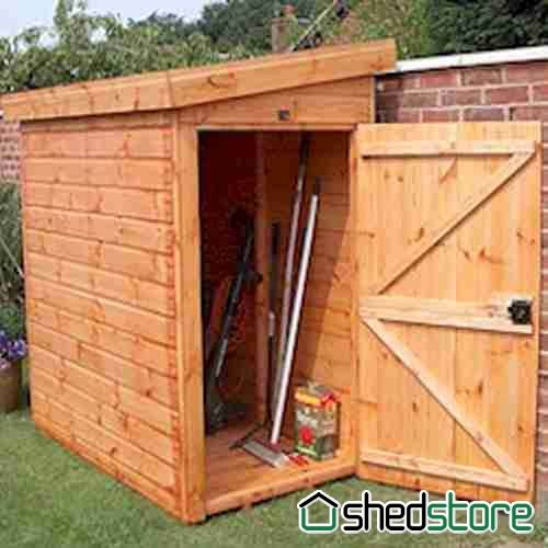 Small Bike Shed, Wooden Garden Sheds 6 X 5, Play Shed Wynberg .
