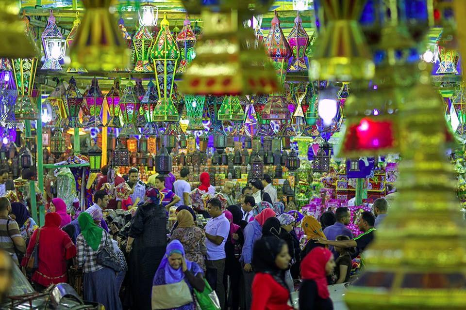 السوق في رمضان في السيدة زينب تصوير محمود العراقي Ramadan Kareem Ramadan Egypt