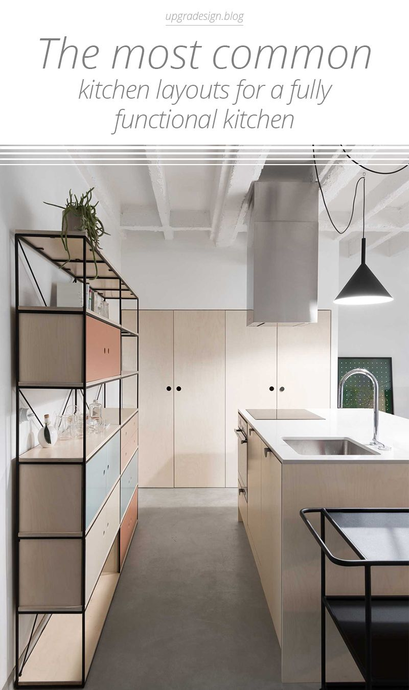 Make sure your new kitchen will be functional for you with these few simple design tricks click through to read the whole post or pin