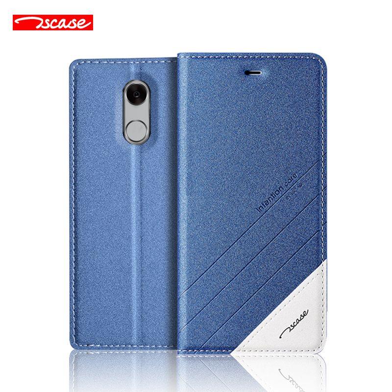 원래 xiaomi redmi note 배 case 자기 pu 플립 스마트 case 대한 xiaomi redmi note 4/배 커버 모닝콜 수면 보호