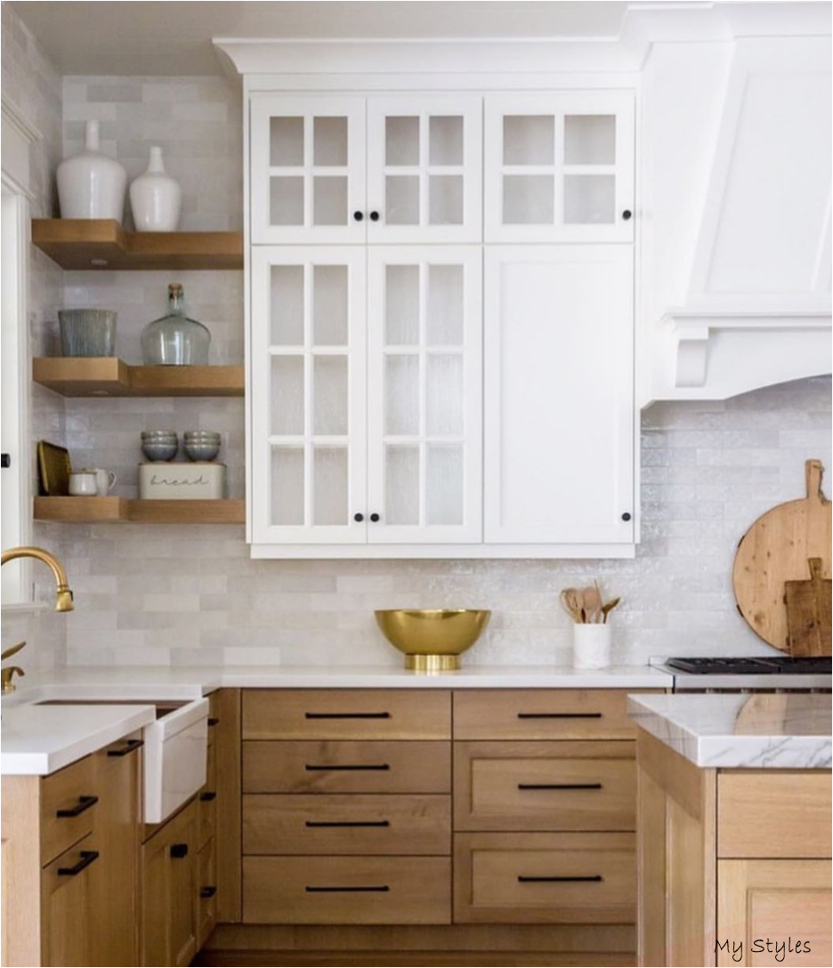 Nov 1 2019 White Kitchen Cabinets Are They Here To Stay Or Is The Trend Moving On All White Kit In 2020 Kitchen Cabinet Trends White Oak Kitchen Kitchen Interior