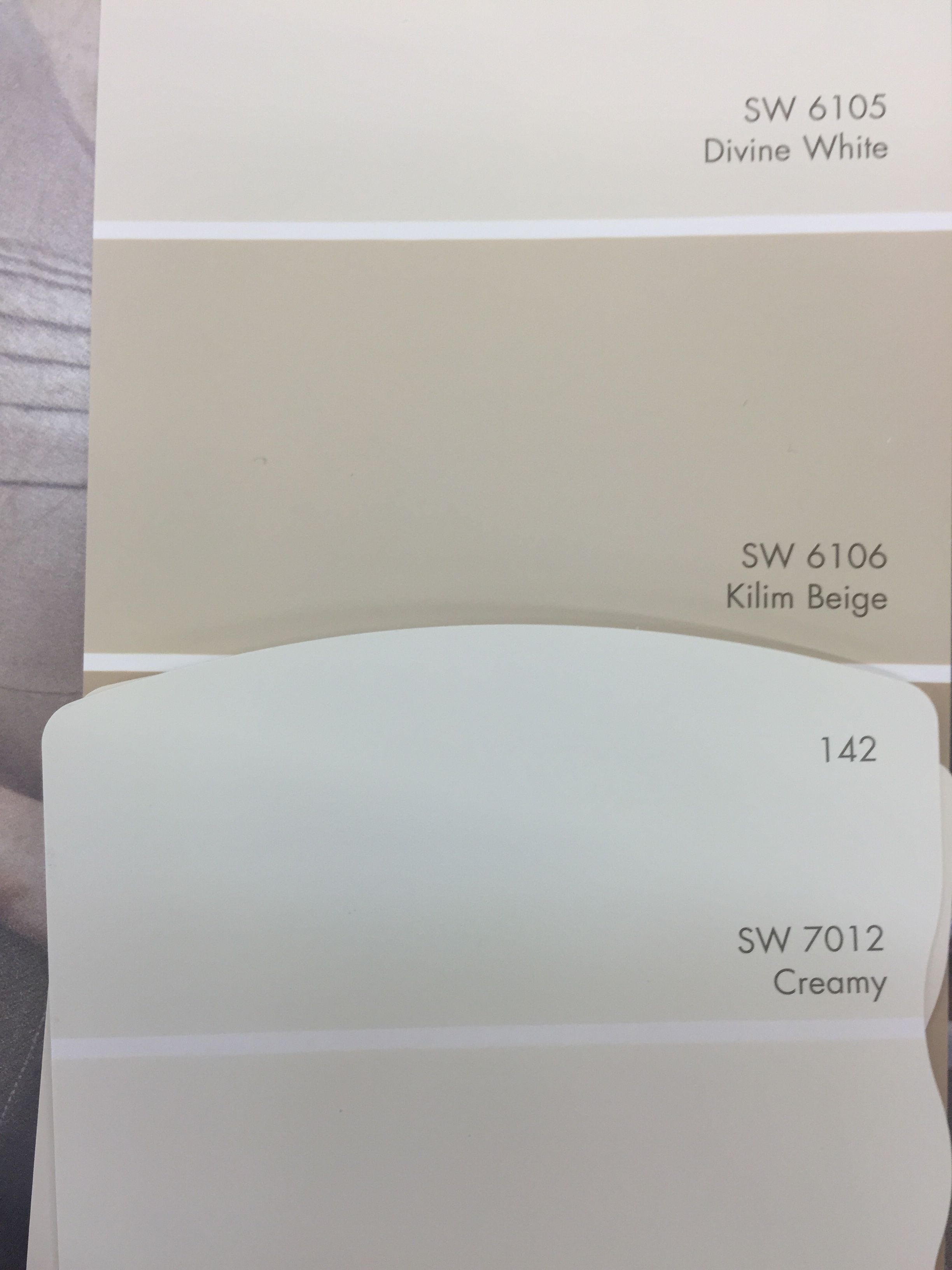 Interior Colors From Sherman Williams The Best Beige And