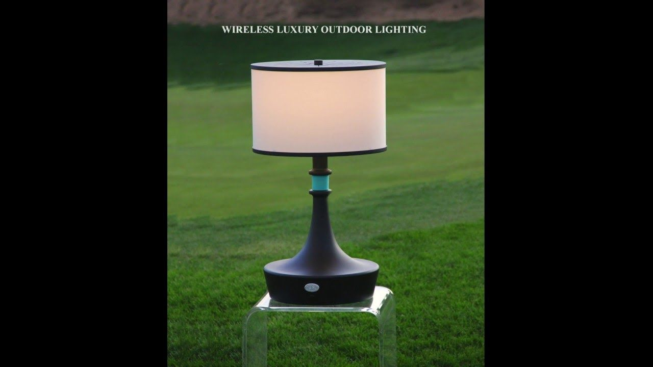 Outdoor Lamps New Live Anywhere Luxury Wireless Outdoor Lamps Outdoor Table