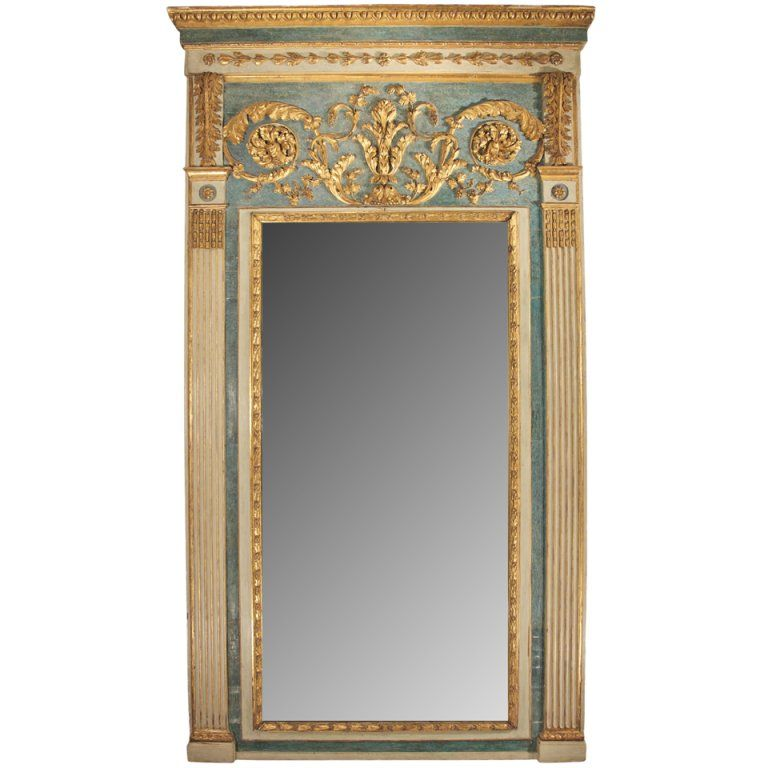 1stdibs Mantel Mirror Fireplace Mirror 18th Century