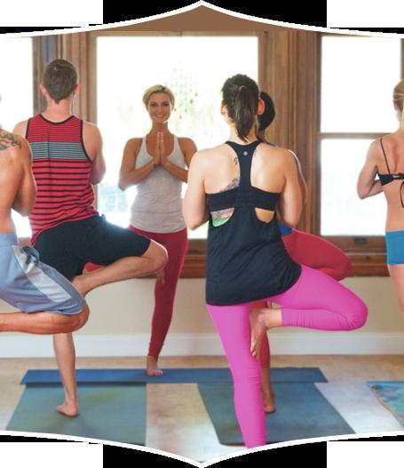 Power & Hot Yoga Studio | Shakti Power Yoga | Nashville ...
