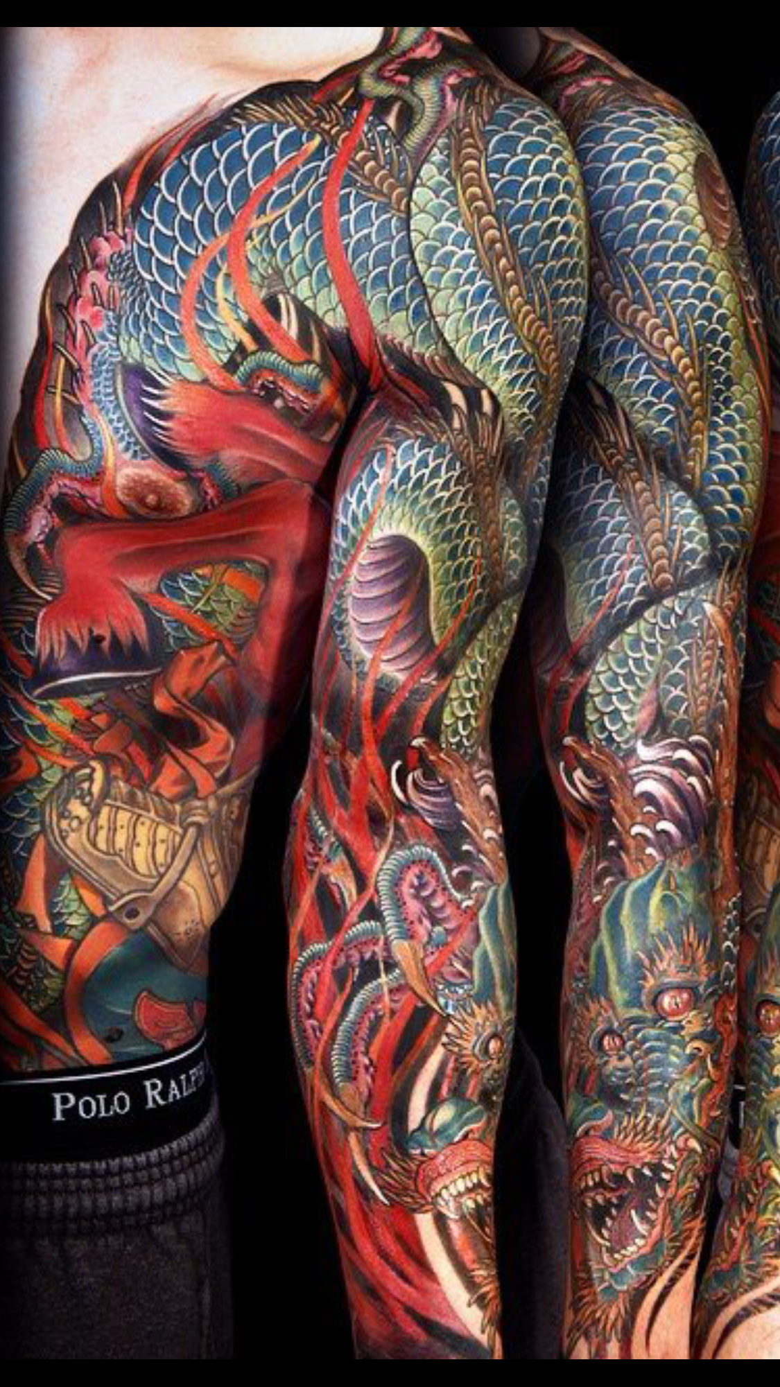 Getting Inked How Tattoos Became Popular Japanese