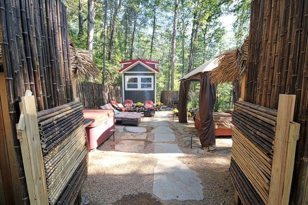 Acorn Tiny Houses And Outdoor Spaces In Asheville Nc 002