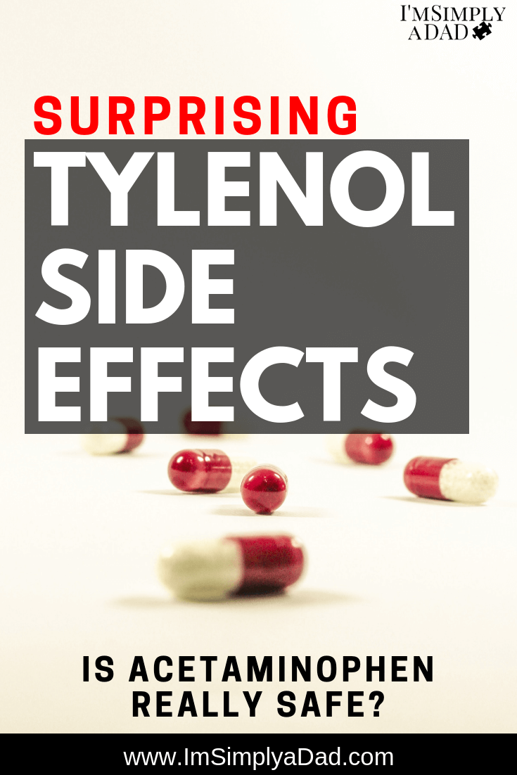 A Surprising Side Effect Of Childrens >> Tylenol Side Effects Is Acetaminophen Really Safe For Kids Or