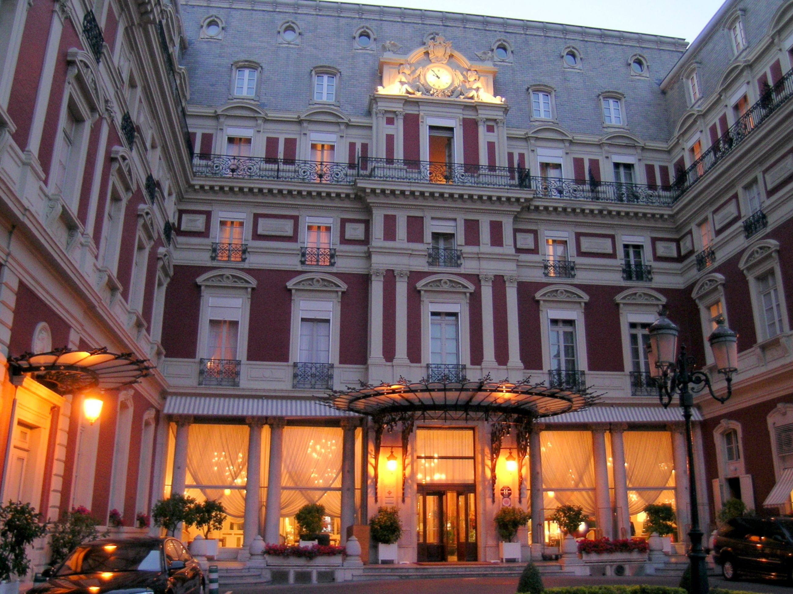 Hotel Du Palais Biarritz France