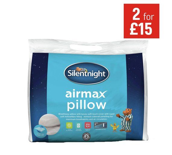 silentnight air max duvet