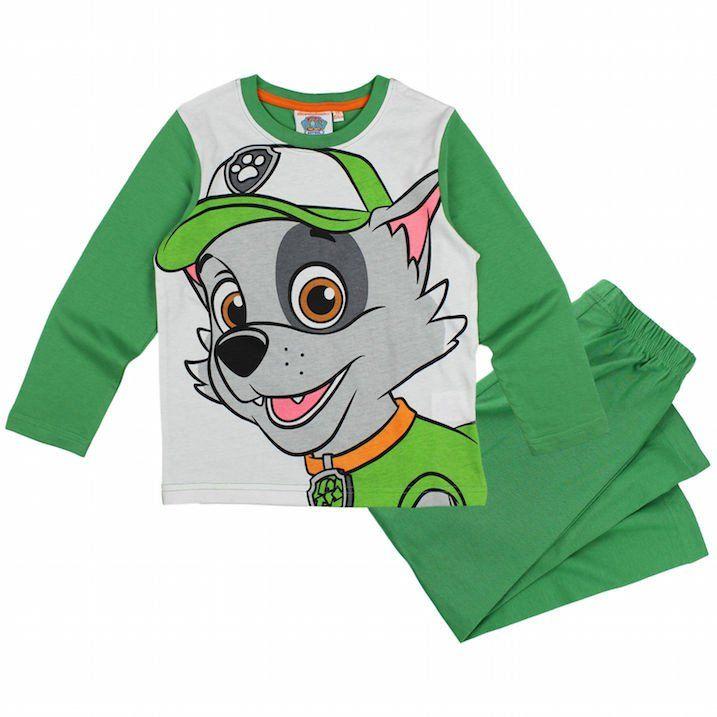 f2dfe899ab2 Paw Patrol Rocky Pyjamas | Gan-man ❤❤❤❤ | Paw patrol pajamas ...