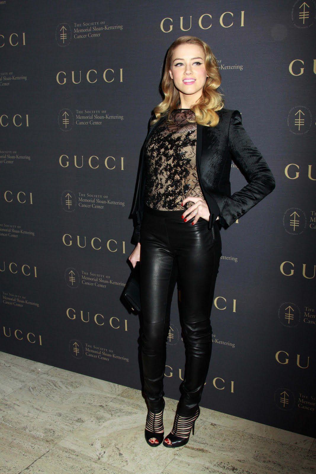Amber Heard Mode Pret A Porter Actrice