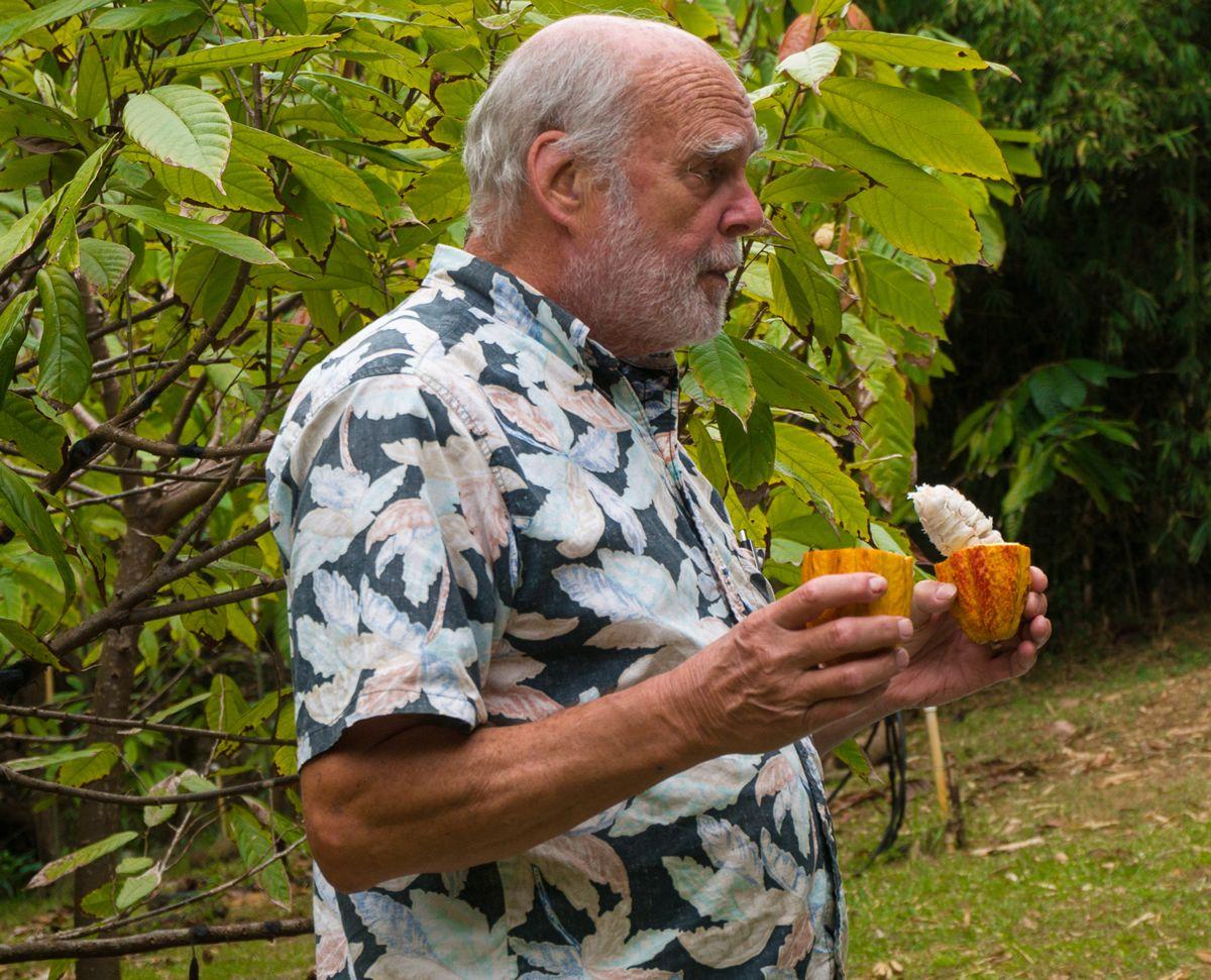 Chocolate Farm Tour | Steelgrass Farm Kauai, Hawaii | Exploring ...