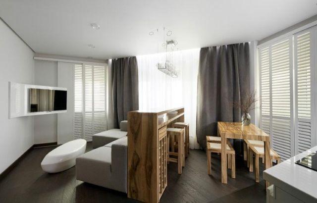 30 Dekovorschläge für Wohnzimmer mit Essbereich Wohnzimmer Designs - dekovorschlage wohnzimmer essbereich