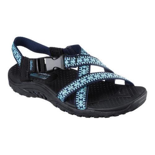 sketchers ladies sandals. women\u0027s skechers reggae kooky river sandal teal/ sketchers ladies sandals g