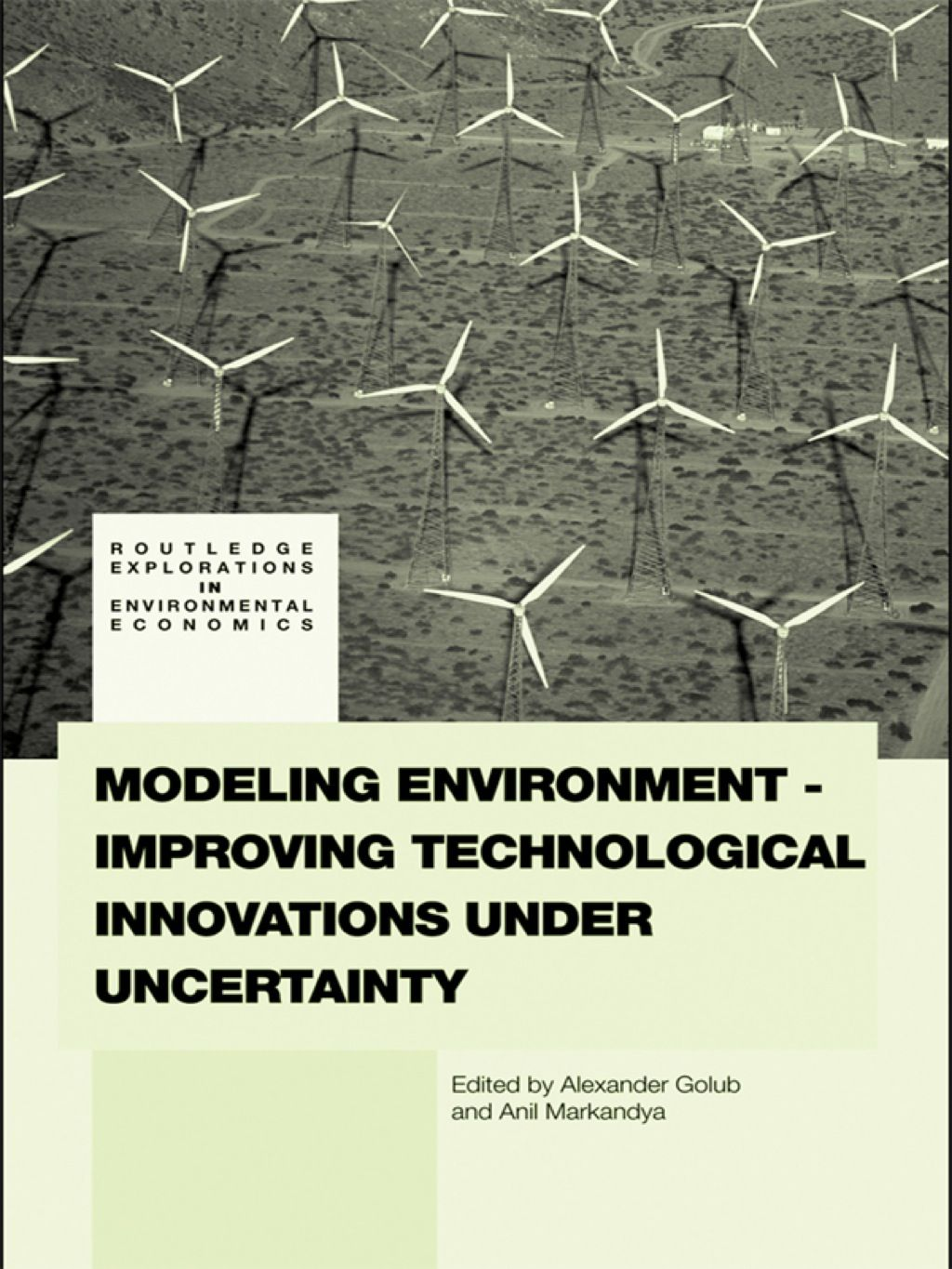 Modeling Environment Improving Technological Innovations