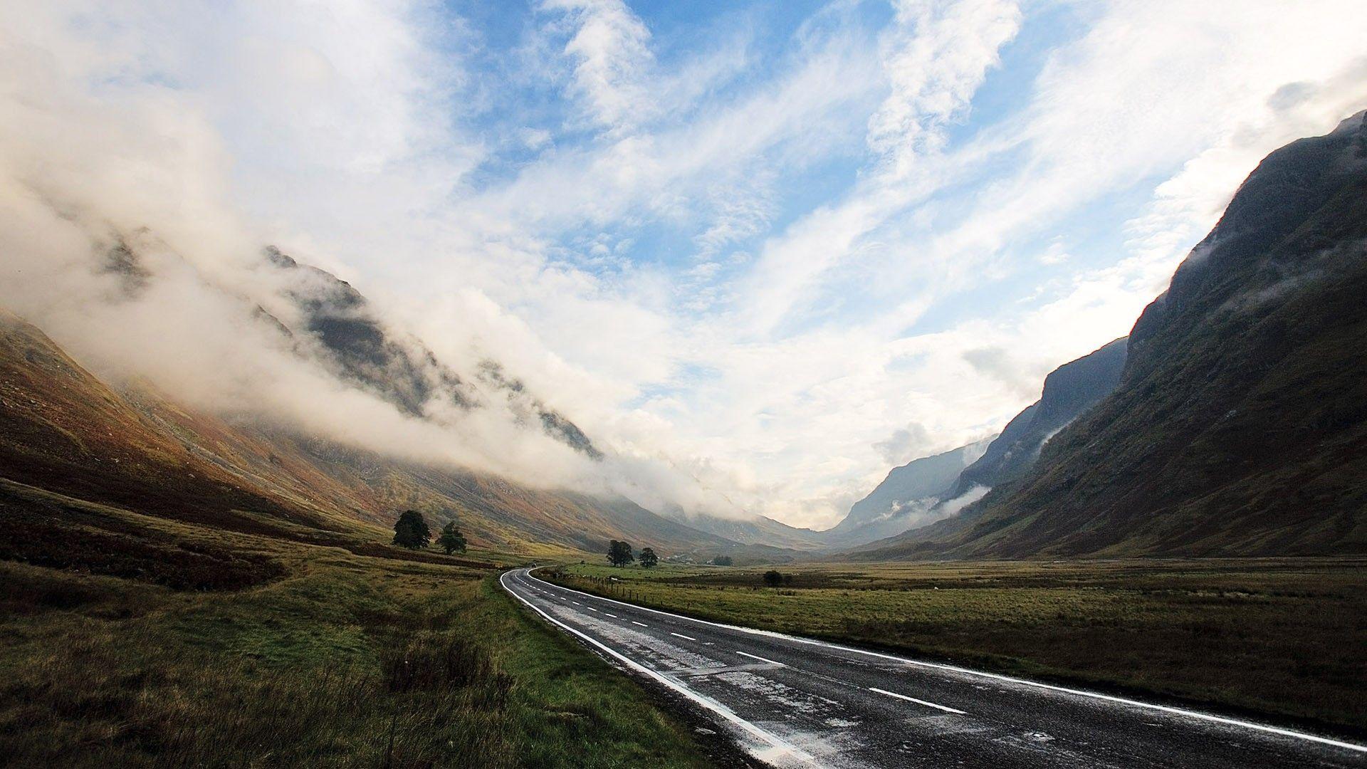 scotland wallpaper hd | category nature tags glencoe scotland