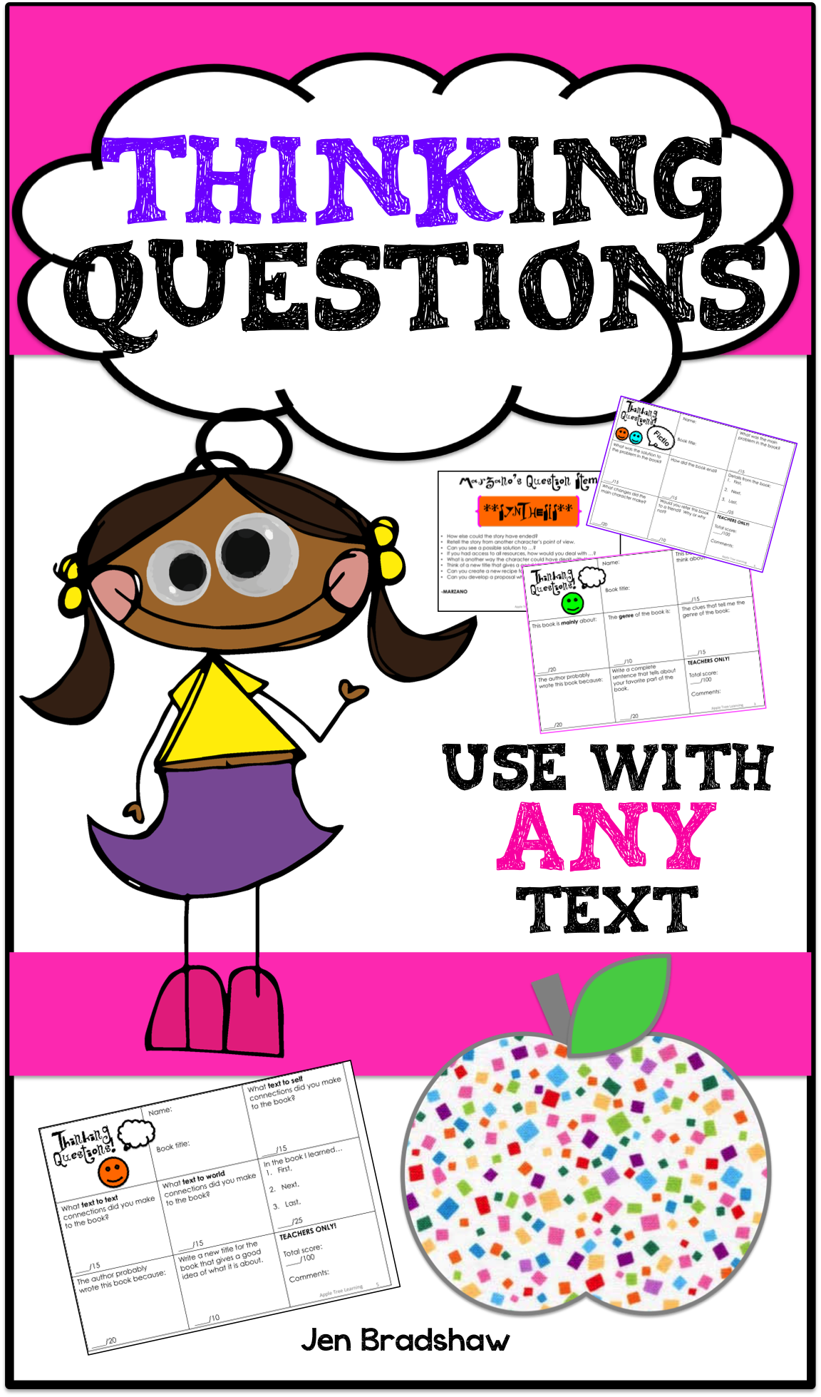 Thinking Questions To Assess Comprehension Metacognition Guided Reading Rti