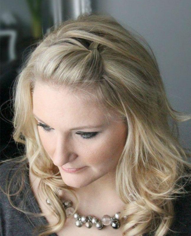51 Messy Hairstyles That Don T Require Heat Hair Hair Hair