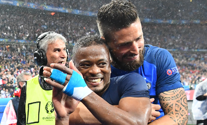 Evra vows to return stronger than ever Vows, Strong